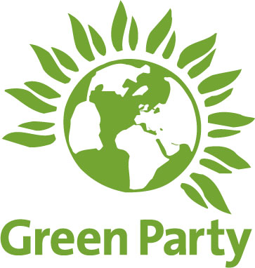 Vote Green on orange!